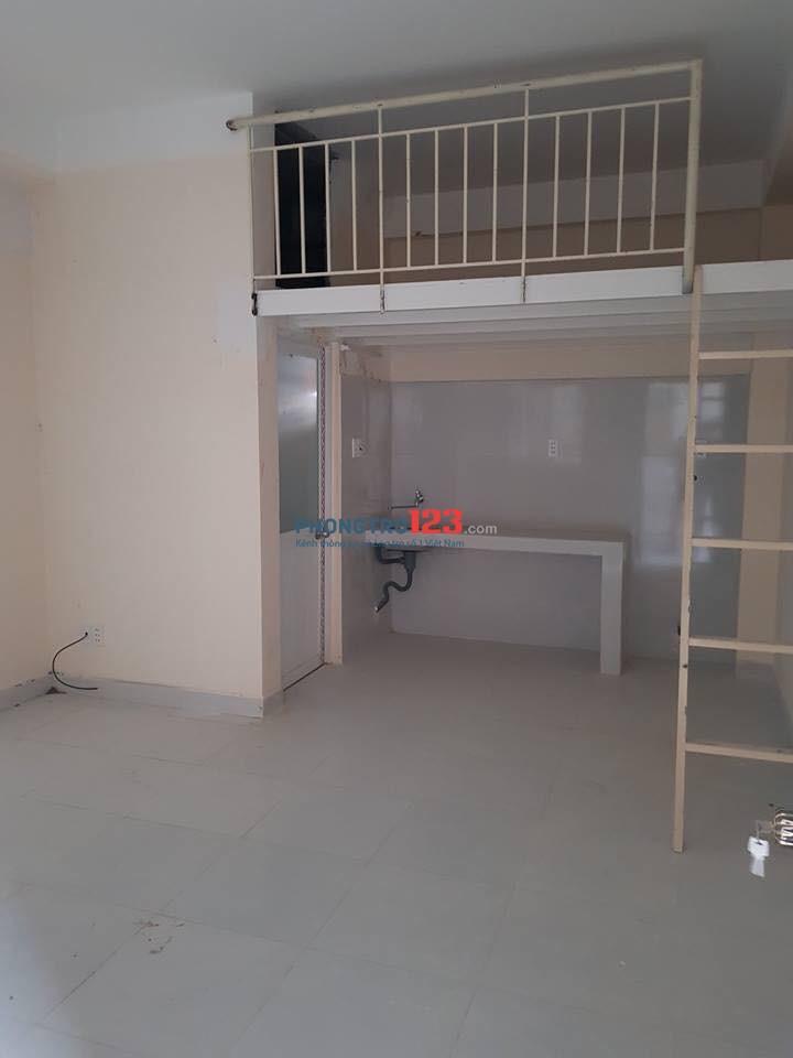 Phòng mới xây 100% có gác giá mềm cho sinh viên, gần Lotte Quận 7 sale off hôm nay
