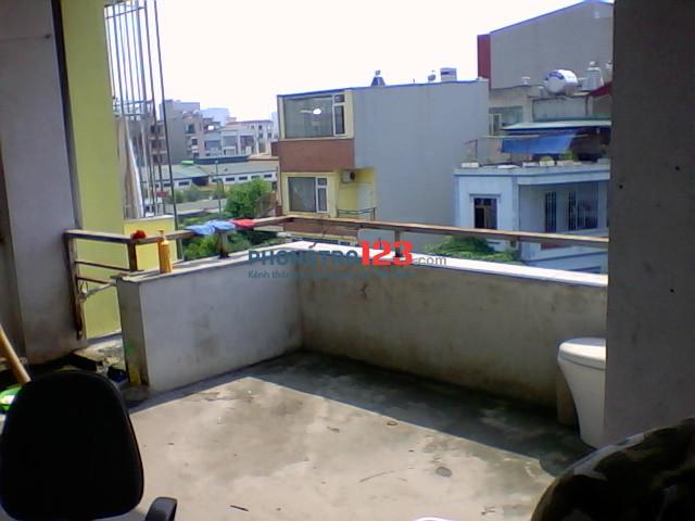 Cho thuê phòng tầng 4 khu nhà LK Văn Phú
