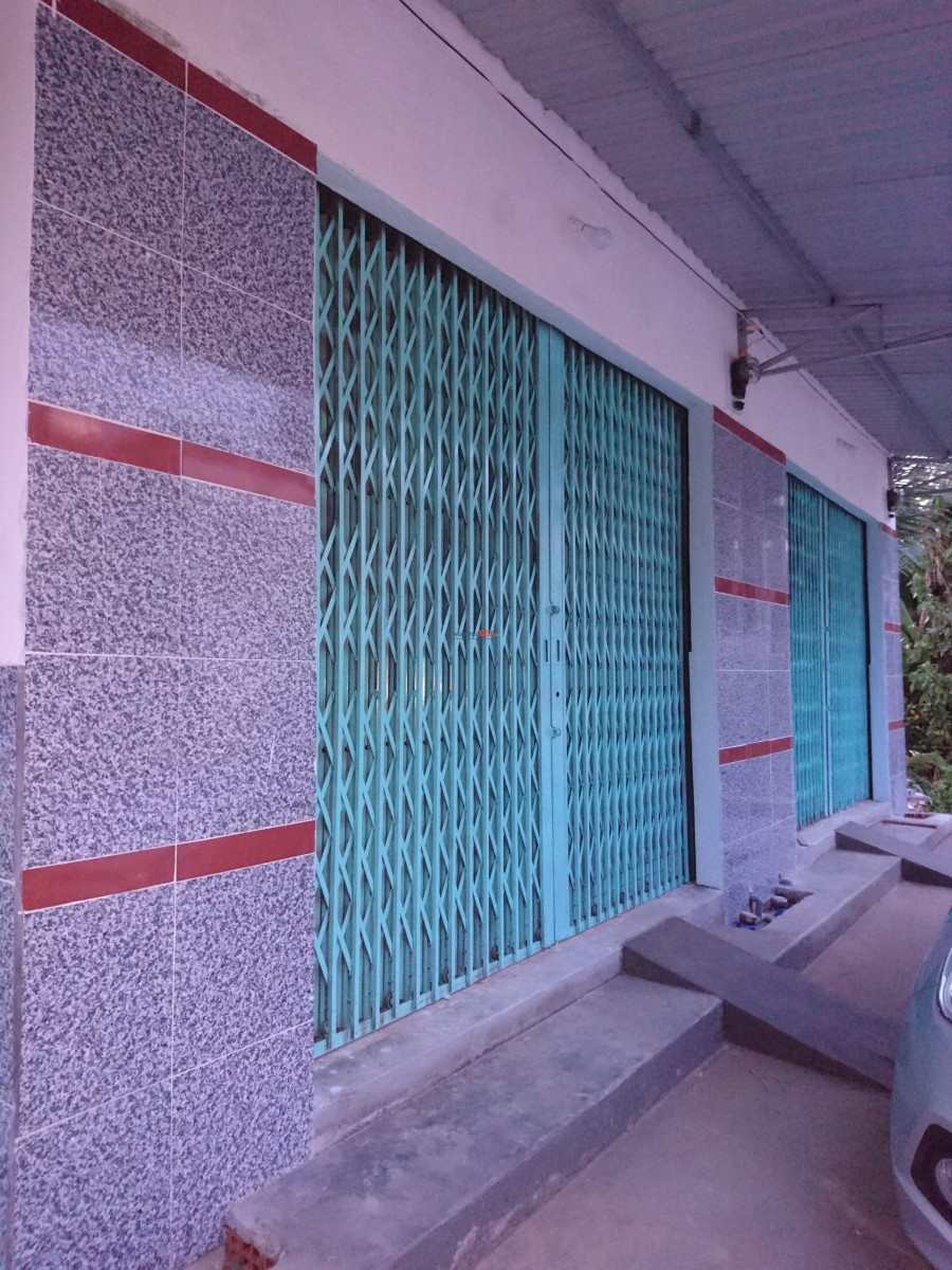 Cho thuê căn kiot mới xây đường Lê Hồng Phong, P.Phú Thọ, TThủ Dầu Một, Bình Dương