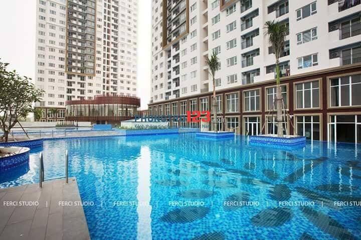 Cho thuê phòng trong căn hộ Chung cư The Park Residence giá cực tốt