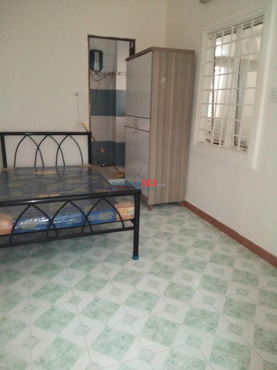 Căn hộ từ 18-22-40m2, 1 phòng ngủ, full nội thất, ngay chợ Bàu Cát, giá chỉ 3.8-7tr