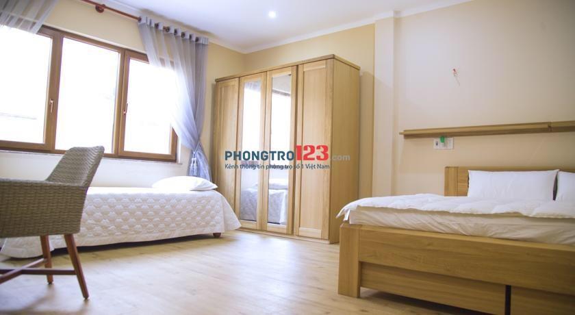 Cho thuê căn hộ cao cấp gần biển Phạm Văn Đồng
