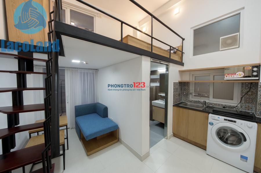 Phòng trung tâm Q.3 giá rẻ, Full nội thất mới 100%, đường Nam Kỳ Khởi Nghĩa