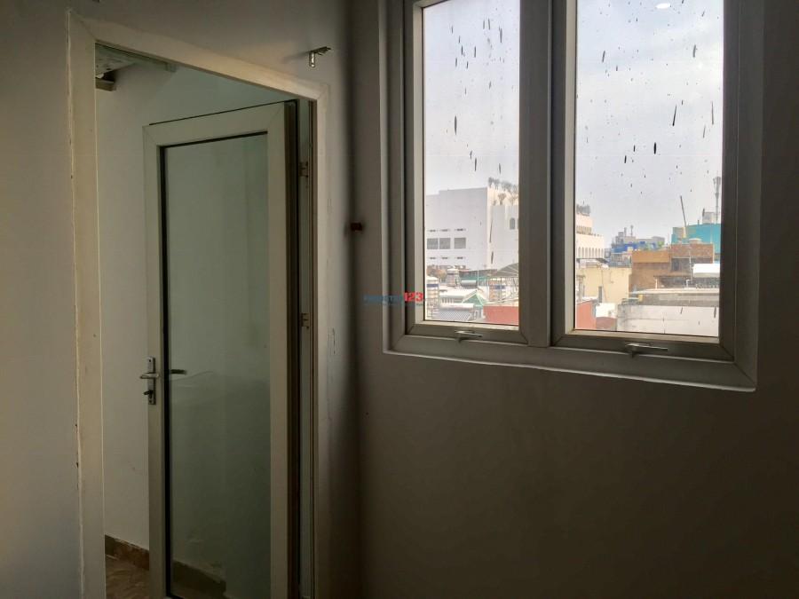 Cần nam ở ghép chung cư mini ngay Lăng Cha Cả, 35m2
