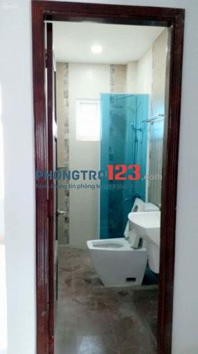 Phòng mới xây Nguyễn Văn Quá, Q.12, gần công viên phần mềm Quang Trung