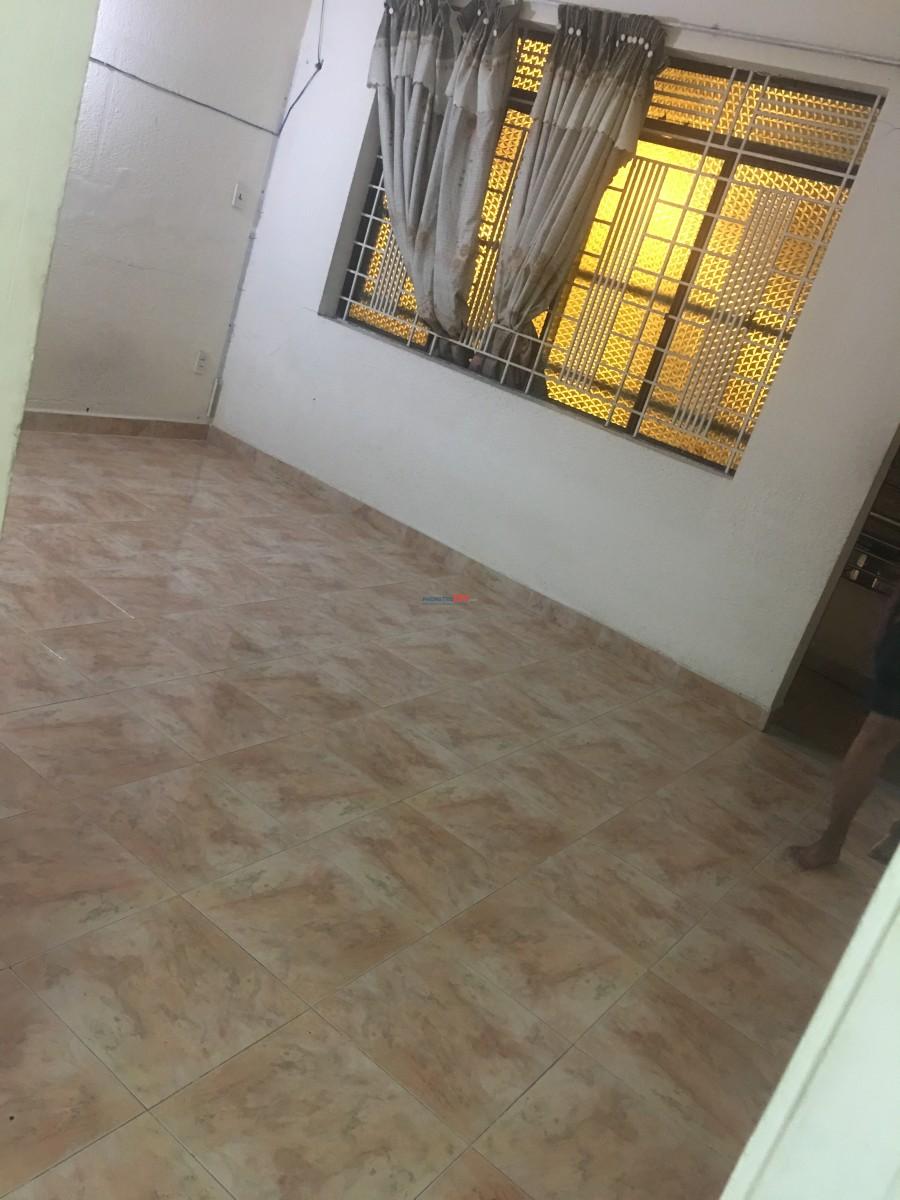 Cho thuê phòng, khu vực yên tĩnh, an ninh! Phòng rộng 35m2 trong có 2 phòng nhỏ