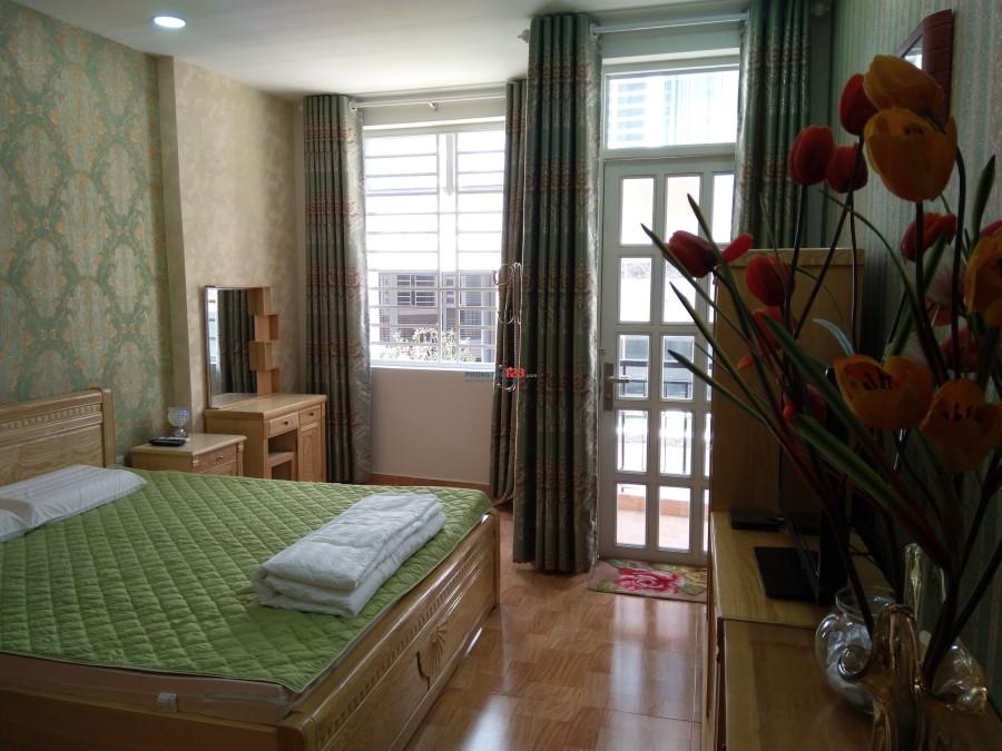 Cho thuê căn hộ mini cao cấp, CMT8, Q.3