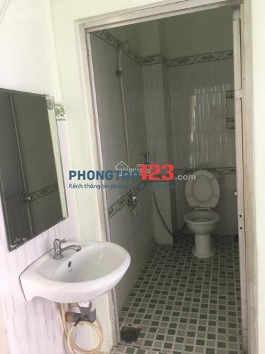 Cho thuê phòng trọ giá rẻ quận Bình Tân ưu tiên sinh viên, nhân viên văn phòng
