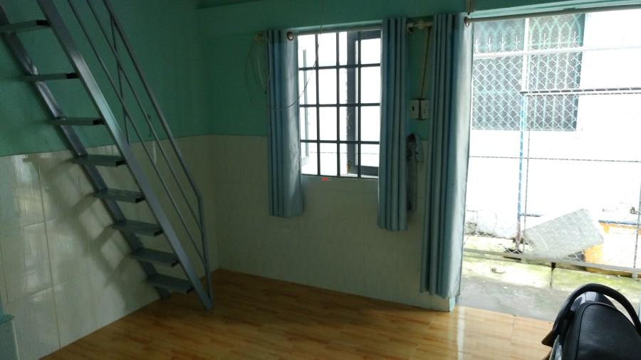Phòng trọ đường Phan Đình Phùng, phường Trung Dũng 20m²