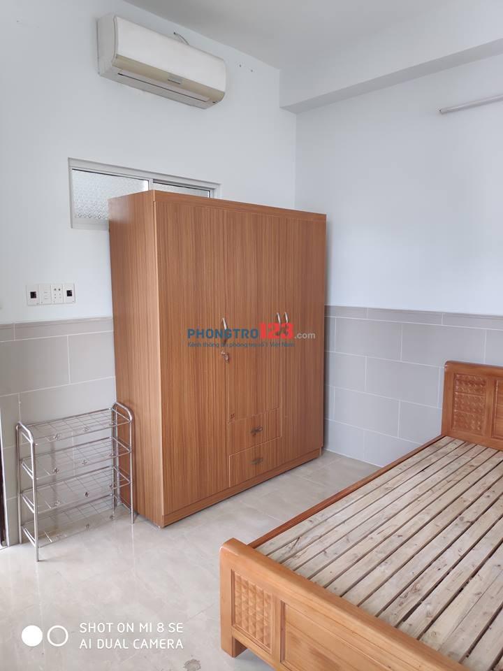 Cho thuê phòng trọ, căn hộ cao cấp tại Bình Thuận -  Quận 7 - TP.HCM