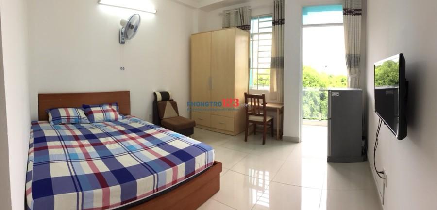 Phòng Full Nội Thất,Ban Công,Cửa sổ,WC riêng KDC Kiềm đàm, Him Lam, Cạnh Lotte Mart Q7