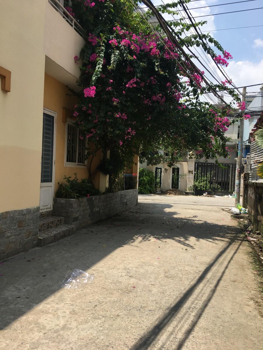 Cho nữ thuê phòng hẻm 749 huỳnh tấn phát, Q.7, gần cầu Phú Mỹ