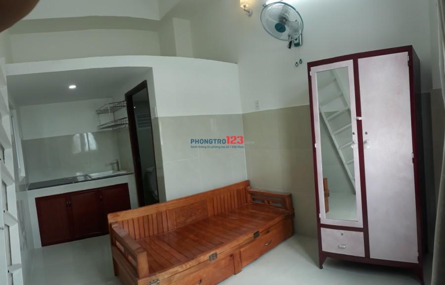 Cho thuê phòng cao cấp full nội thất 32m2, cho nuôi pet, Lê Thị Riêng, Quận 12