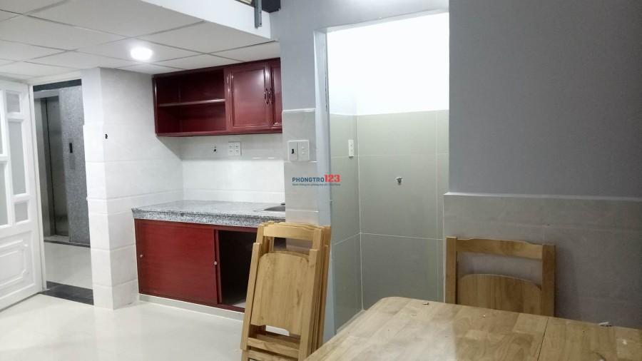 Cho thuê phòng trọ Quận 12, mới, giá 3tr, 3 người, gần công viên phần mềm Quang Trung