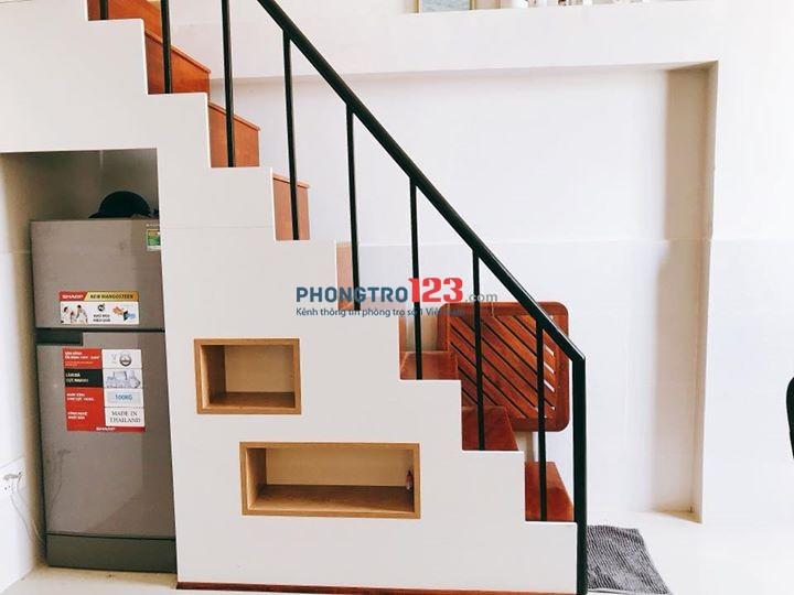 Phòng đẹp mới xây tại Quận 12, gần ĐH Hoa sen, Nguyễn Tất Thành, giá rẻ, cho nuôi thú
