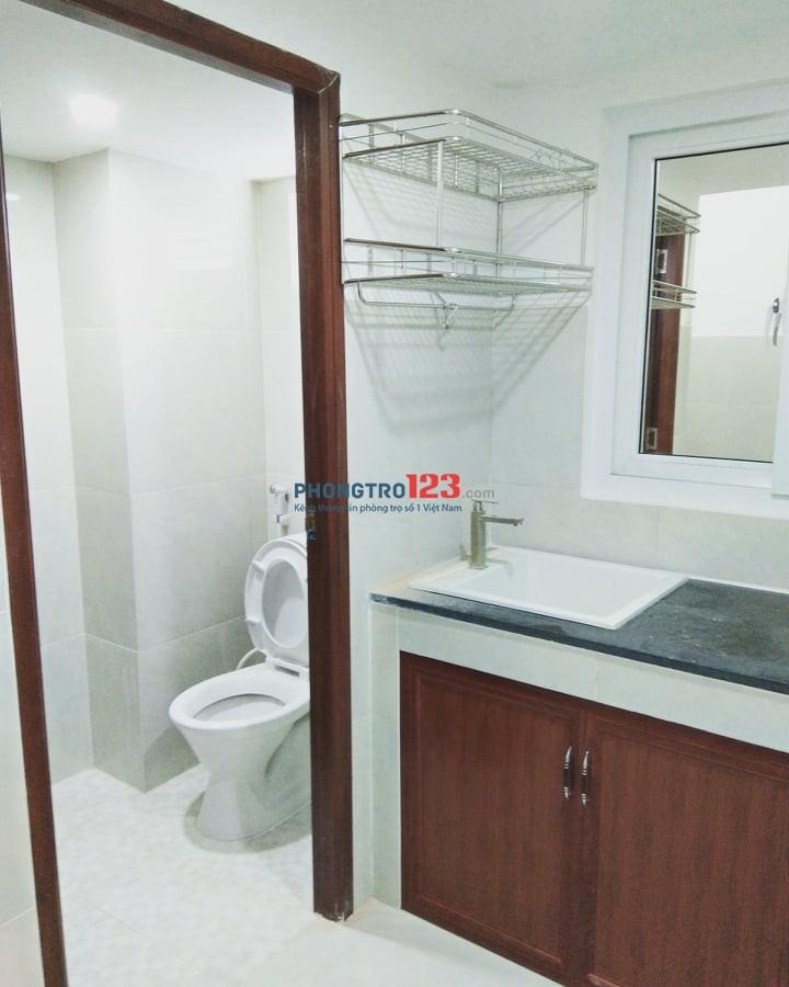 Cho thuê phòng trọ cao cấp có nội thất, Lê Thị Riêng, ĐH NGuyễn Tất Thành Quận 12