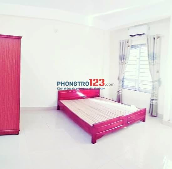 Phòng chung cư mini, có nội thất, Tô Ngọc Vân, QL1A, ĐH Nguyễn Tất Thành, FPT, Gò Vấp
