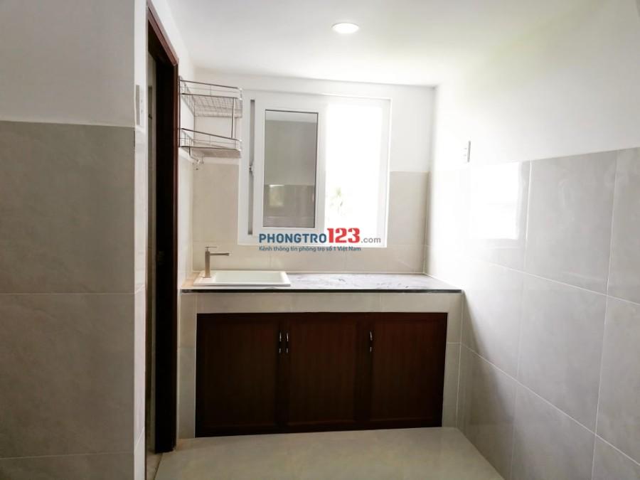 Phòng cho thuê , gần công viên phần mềm Quang Trung, Hà Huy Giáp, giờ giấc tự do, có nội thất, Quận 12