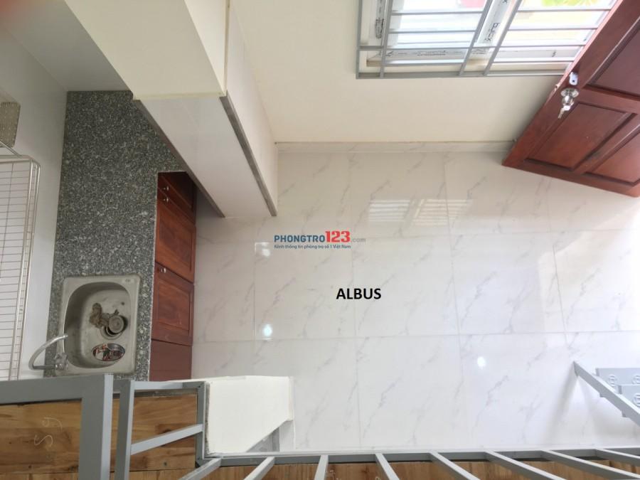 Cho thuê phòng trọ cao cấp có nội thất đường Lê Thị Riêng, Quận 12