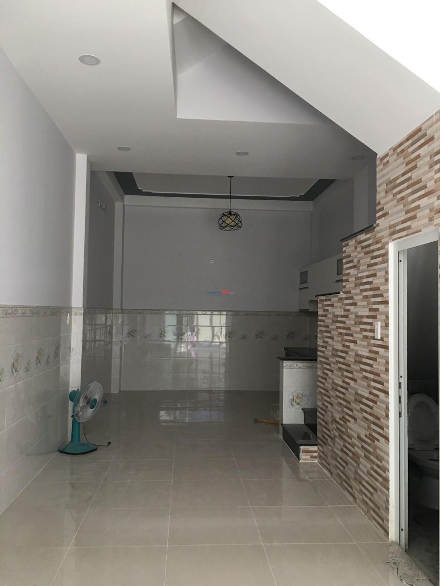 Cho thuê phòng đường Nguyễn Ngọc Nhựt, Q.Tân Phú