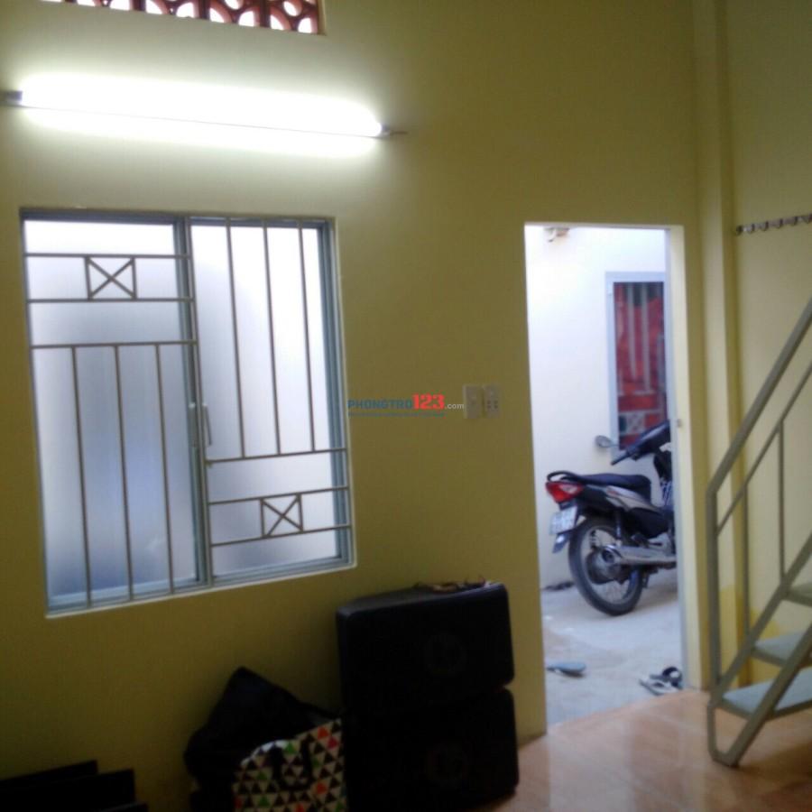 Phòng cho thuê Nguyễn Xí, F.26, Q.Bình Thạnh (Liên hệ: Cô Hương 0987705450)