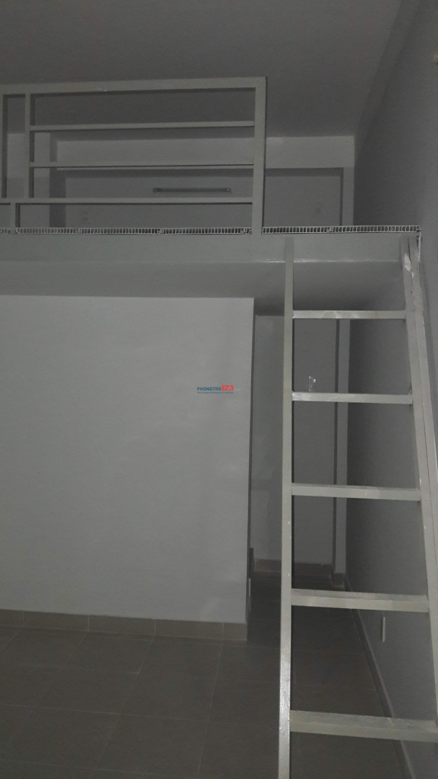 Phòng trọ có nội thất Quận 8