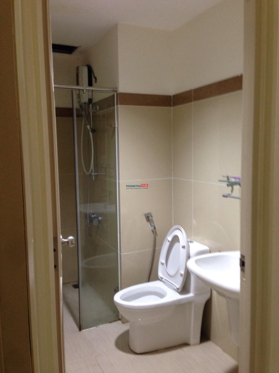 Cho thuê phòng trong căn hộ Era Town Đức Khải, Q7 - có WC. DT 20m2 giá 3.3 triệu/tháng