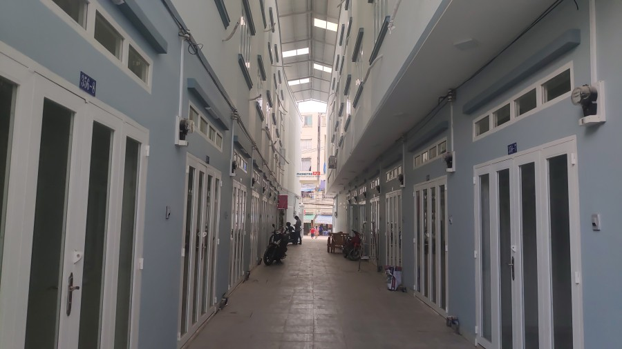 Cho thuê nhà đường Tạ Quang Bửu, Q8, 1T 2L ST, dùng làm cty, KD,  gia đình ở, 0906709877 HIẾU