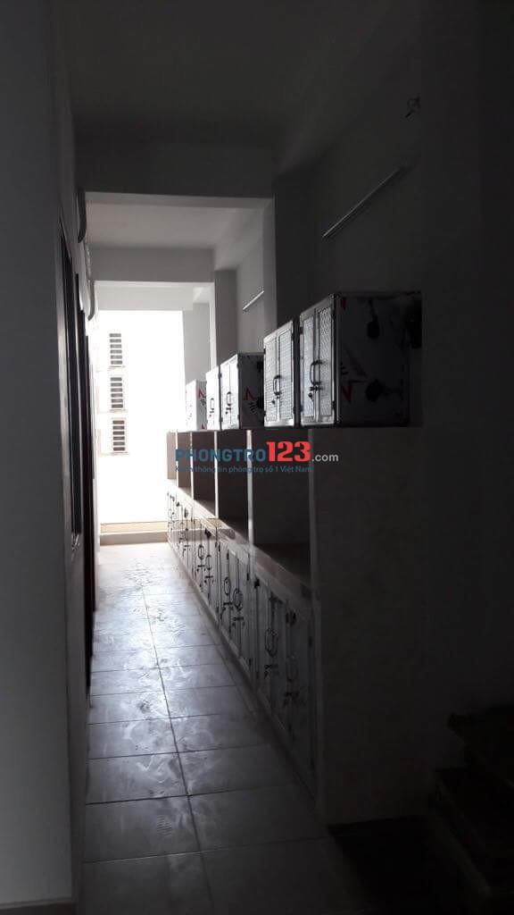 Phòng trọ cao cấp Quận 8
