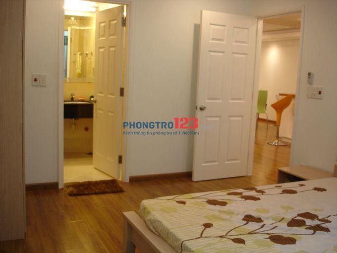 Căn hộ chung cư Ruby Garden 2 PN, full Nội thất