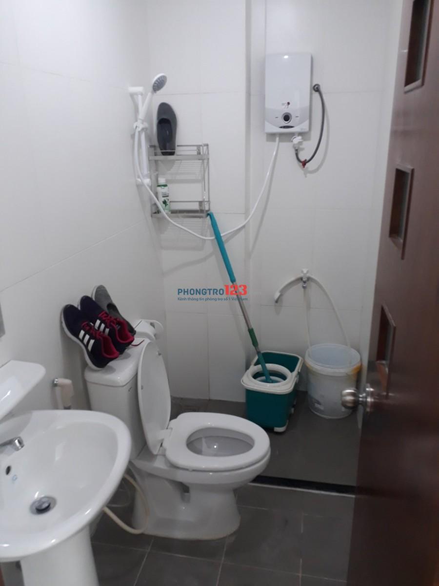 Tìm 1 nữ ở ghép chung cư mới xây Soho Premier