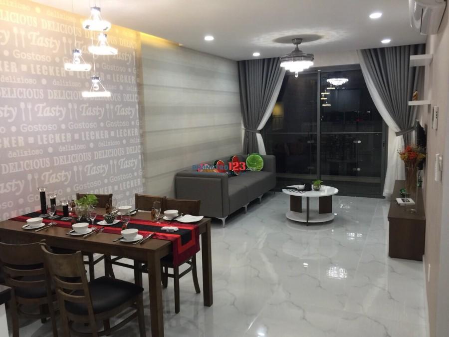 Cho thuê hoặc bán căn hộ The Gold View Quận 4