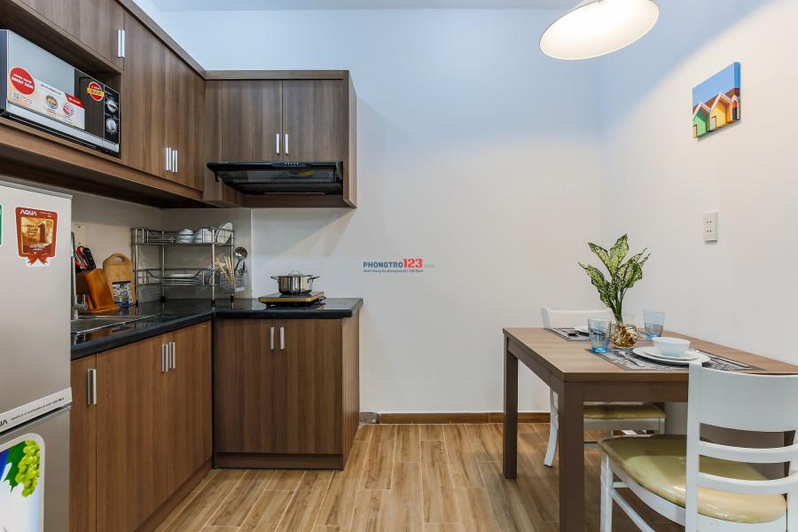 Cho thuê căn hộ cao cấp - khu vực trung tâm, Quận 1