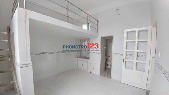 Phòng trọ trung tâm Q.7 giá rẻ, có gác thoáng, thang máy đi lại, đường Lê Văn Lương