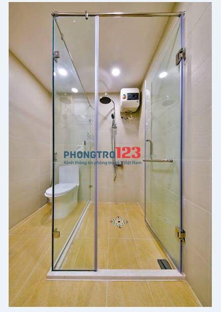 Cho thuê căn hộ mini cao cấp, cực an ninh tại Trần Quang Diệu sau siêu thị, Q.3