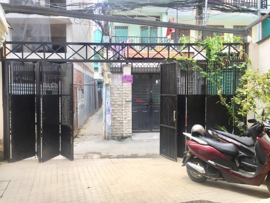 Cho thuê nhà mặt tiền 54 Phan Tây Hồ  7x10-1T2L P.7, Phú Nhuận 2p ra khu Phan Xích Long - Phan Đăng Lưu
