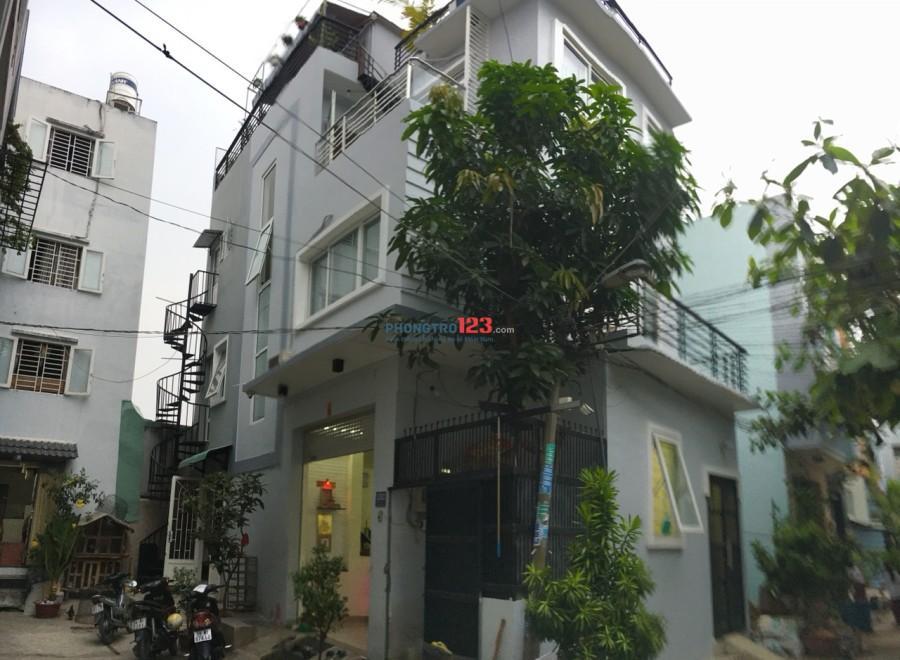 Cho thuê phòng trọ KV Bình Tân