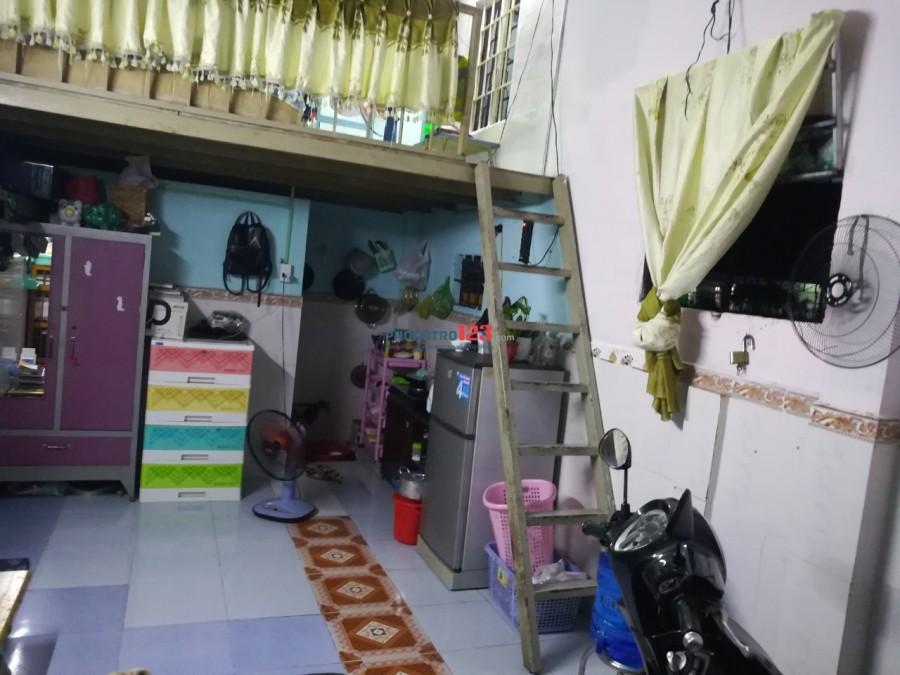 Tìm nữ ở ghép 21 Huỳnh Văn Nghệ, Gò Vấp, Tp.HCM