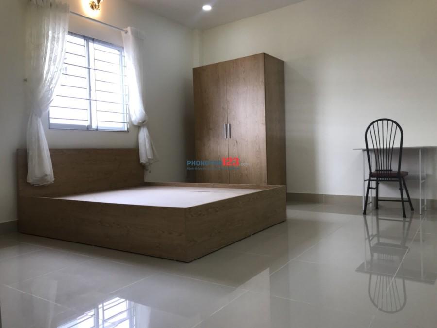Căn hộ mini đầy đủ tiện nghi Quận Bình Thạnh 70m²