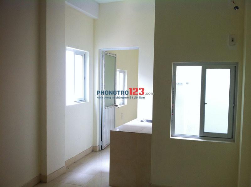 Cho thuê chung cư mini tại Nguyễn An Ninh, Trương Định gần ĐHKT, XD, BK