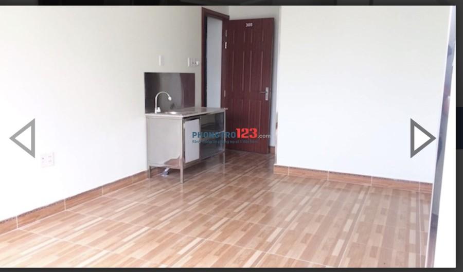 Cho thuê căn hộ đầy đủ tiện nghi, an ninh, gần chợ, vị trí tiện lợi đến trung tâm Quận 1