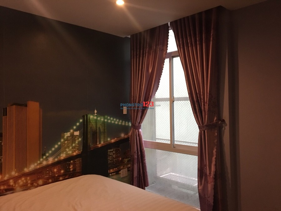 Cho thuê phòng full nội thất, thang máy, đối điện sân bay Tân Sơn Nhất, 4 triệu/tháng