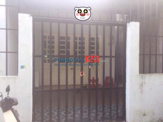 Cho Thuê Nhà Nguyên Căn 6 Triệu, Đường Quang Trung, P.8, Gò Vấp