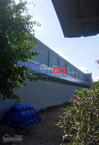 Phòng trọ mới gần KCN Tân Tạo, Pouchen, Vòng xoay An Lạc