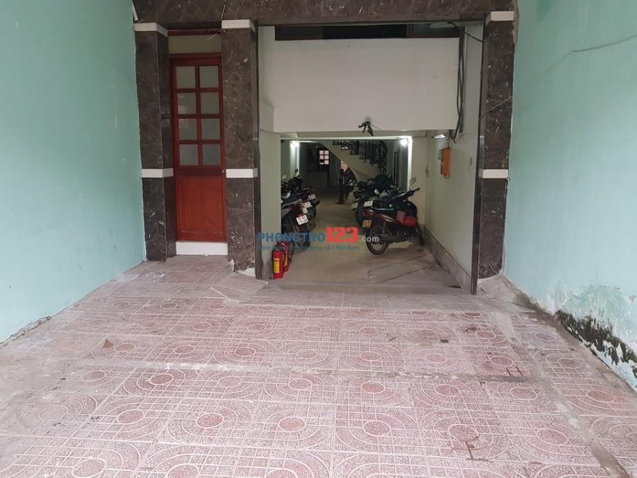 Phòng gần ĐH Công Nghiệp, đủ tiện nghi, chỉ mang quần áo đến ở. Giá 2tr9