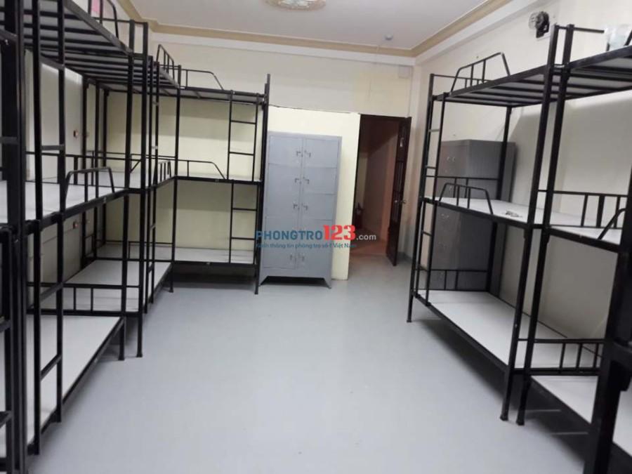 Phòng KTX quận Tân Bình giá 450k/người/tháng