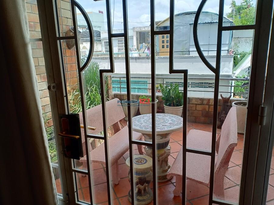 Cho thuê phòng full nội thất- có ban công - giá rẻ - Bình Thạnh