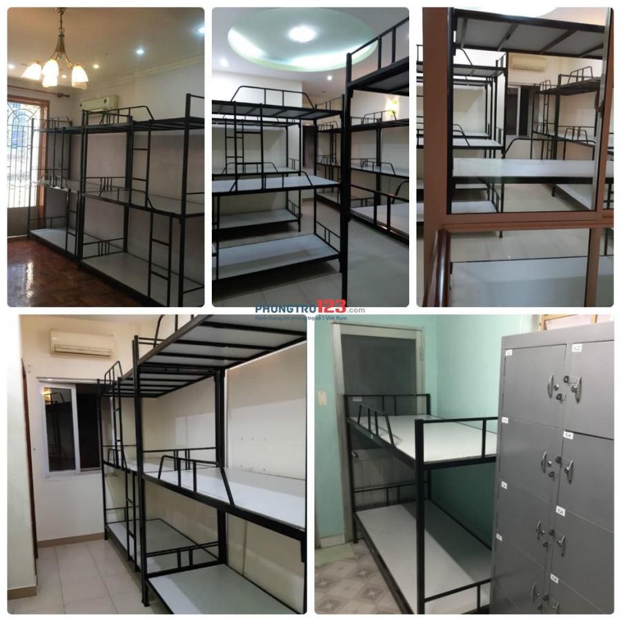 Phòng Trọ Ký Túc Xá Phú Nhuận, Giá Tốt 450k/Tháng Phòng Máy Lạnh