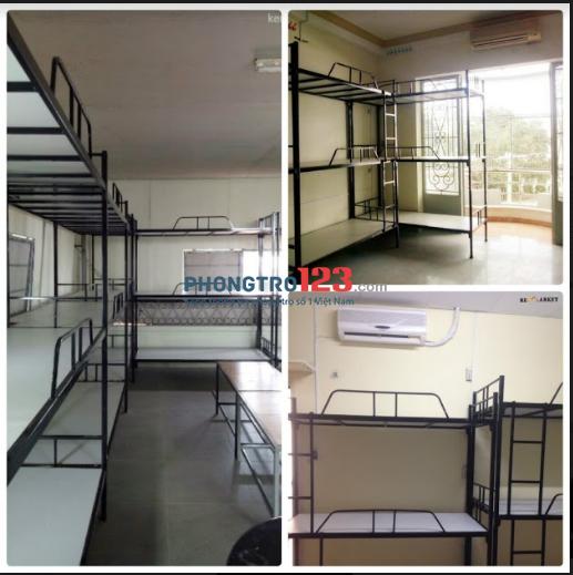 Phòng cho thuê giá 450k/tháng có máy lạnh - Tân Bình