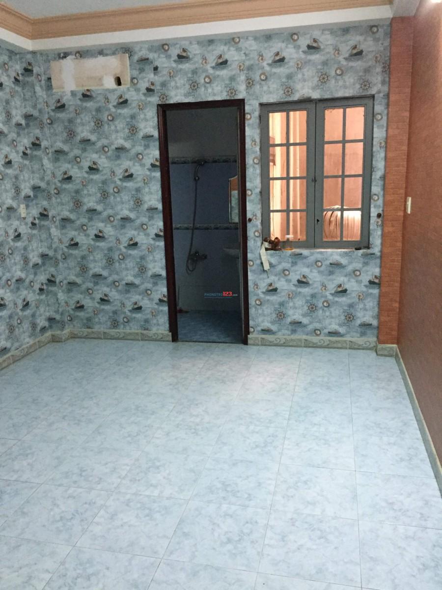Phòng cho thuê Nguyễn Oanh, Gò Vấp